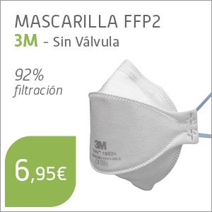 Mascarilla FFP2 3M